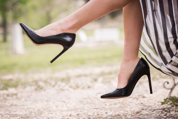 scelta scarpe mal di schiena